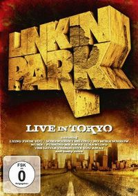 Cover Linkin Park - Live In Tokyo [DVD]